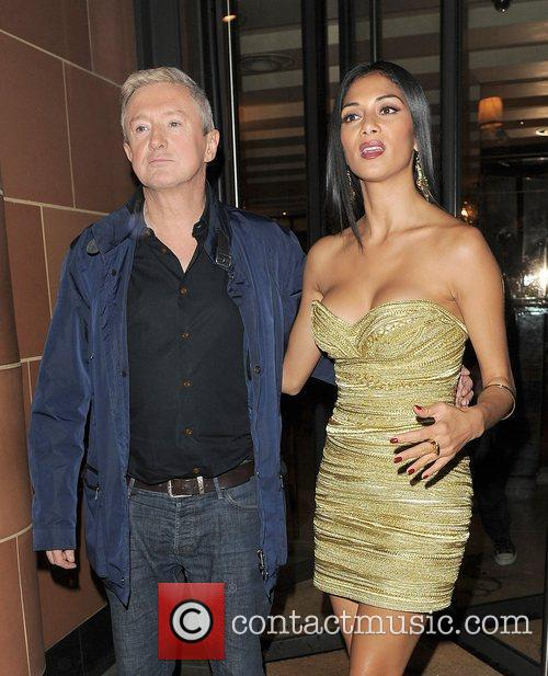 Louis Walsh, Nicole Scherzinger and C 7
