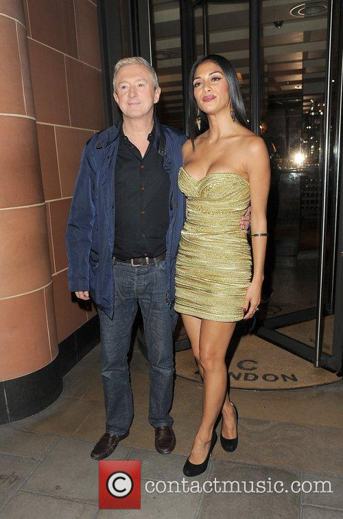 Louis Walsh, Nicole Scherzinger and C 3