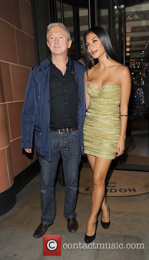 Louis Walsh, Nicole Scherzinger and C 11