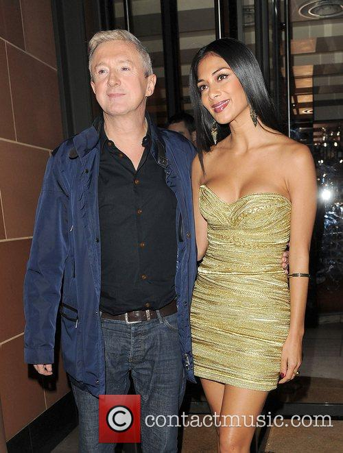 Louis Walsh, Nicole Scherzinger and C 1