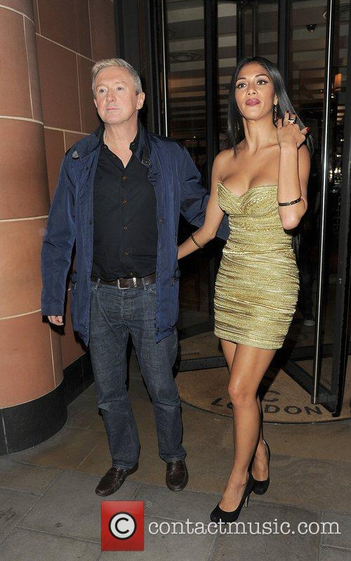 Louis Walsh, Nicole Scherzinger and C 2