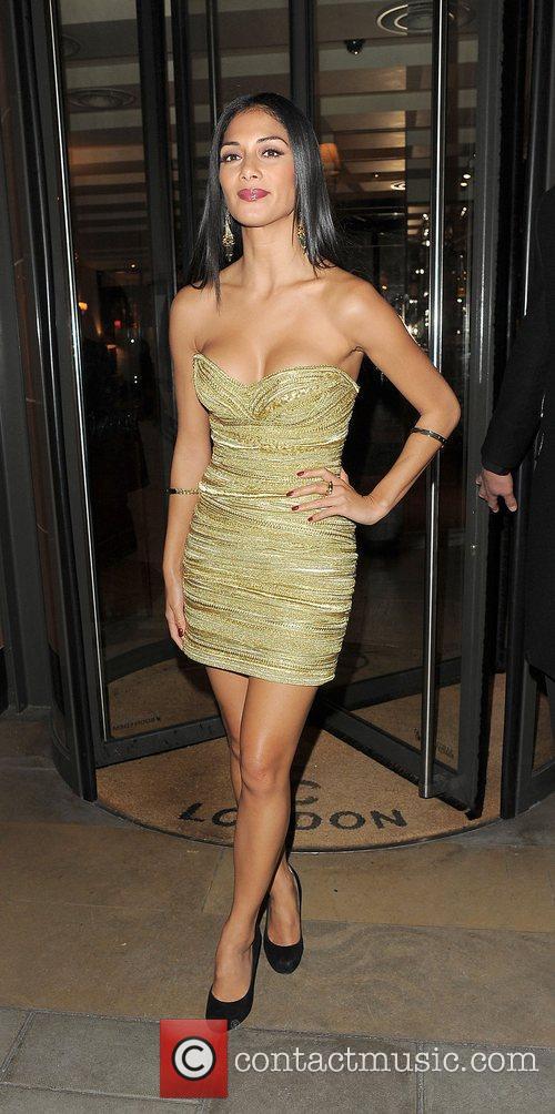 Nicole Scherzinger and C 3