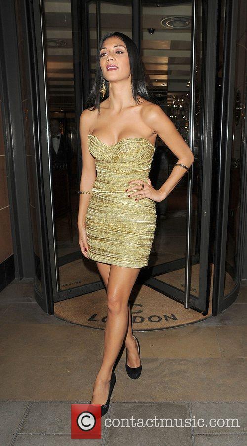Nicole Scherzinger and C 4