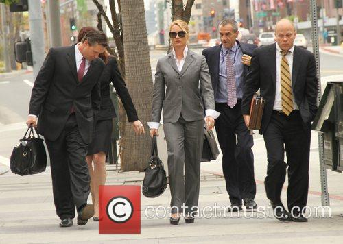 Arriving at the Civil Courthouse