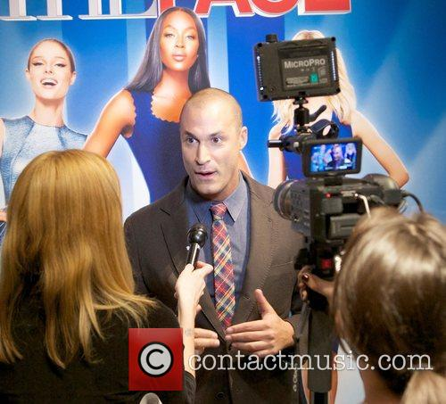 Nigel Barker, Oxygen, The, Face and Experience Store 5