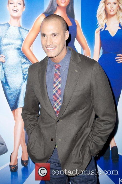 Nigel Barker, Oxygen, The, Face and Experience Store 4