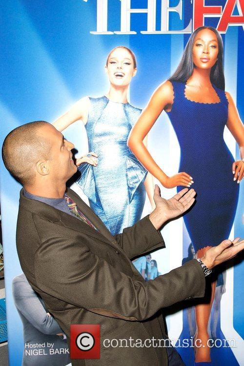 Nigel Barker, Oxygen, The, Face and Experience Store 2