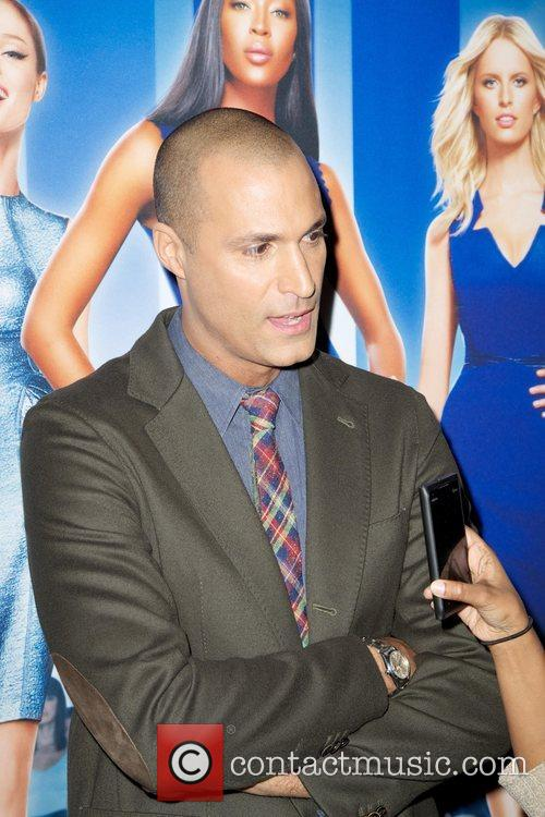 Nigel Barker, Oxygen, The, Face and Experience Store 8