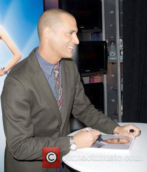 Nigel Barker, Oxygen, The, Face and Experience Store 7
