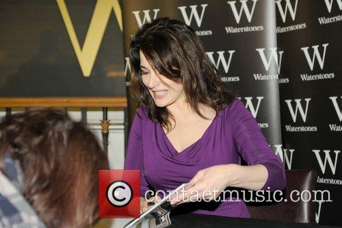 Nigella Lawson, Nigellisima, Waterstones and New Street Birmingham 2