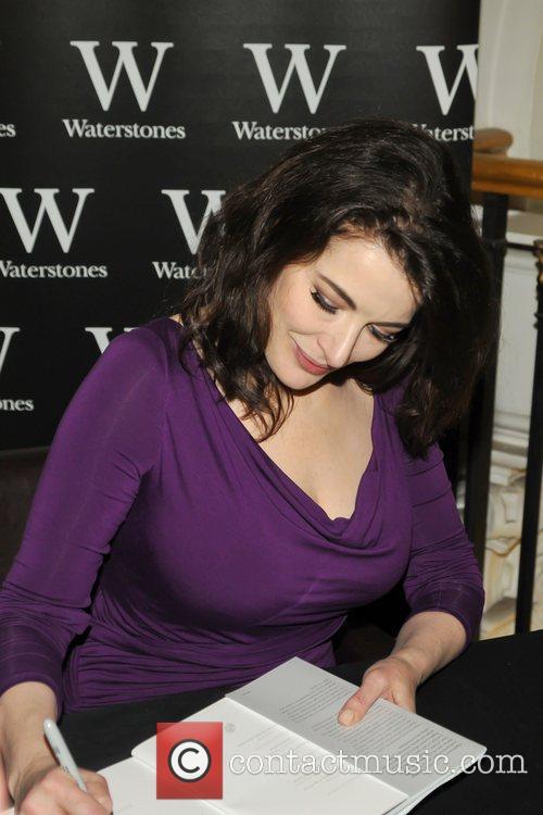 Nigella Lawson, Nigellisima Signing