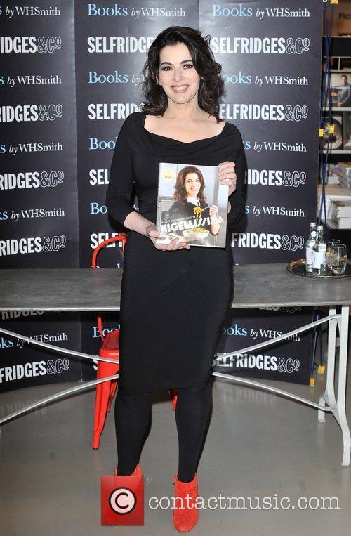 Nigella Lawson and Selfridges 3