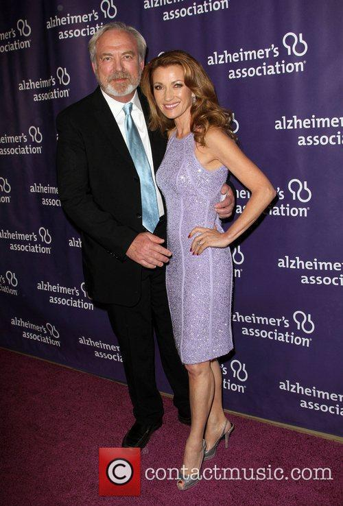James Keach, Jane Seymour and Beverly Hilton Hotel 2