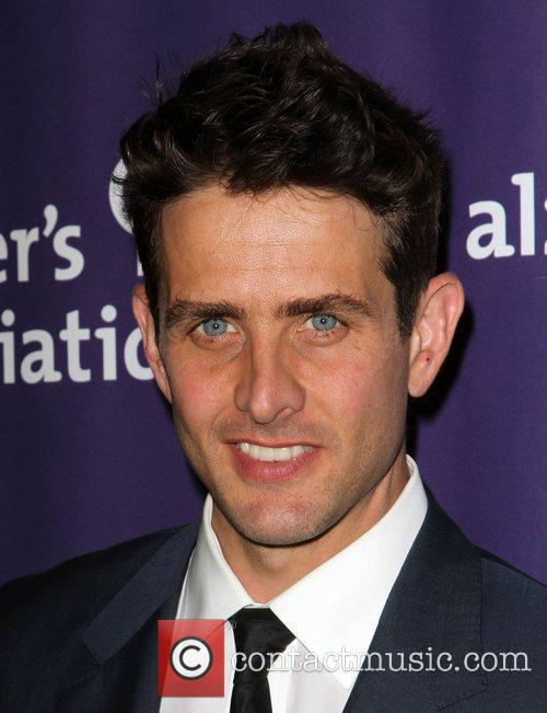 Joey Mcintyre and Beverly Hilton Hotel 2