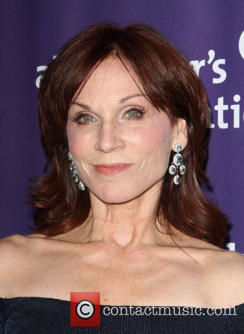 Marilu Henner and Beverly Hilton Hotel 1