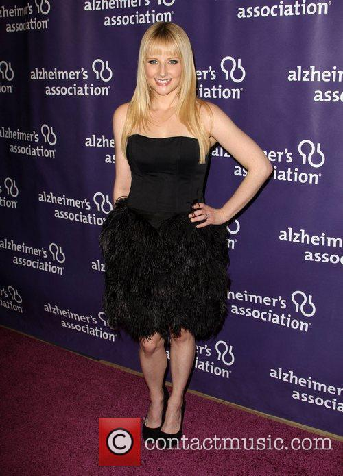 Melissa Rauch and Beverly Hilton Hotel 2