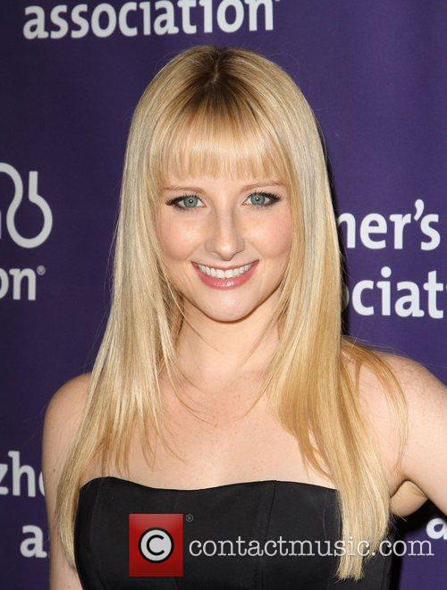Melissa Rauch and Beverly Hilton Hotel 1