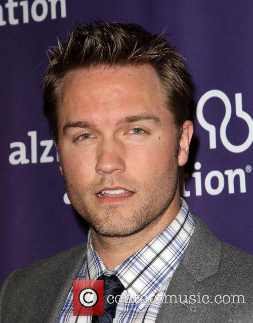 Scott Porter and Beverly Hilton Hotel 2