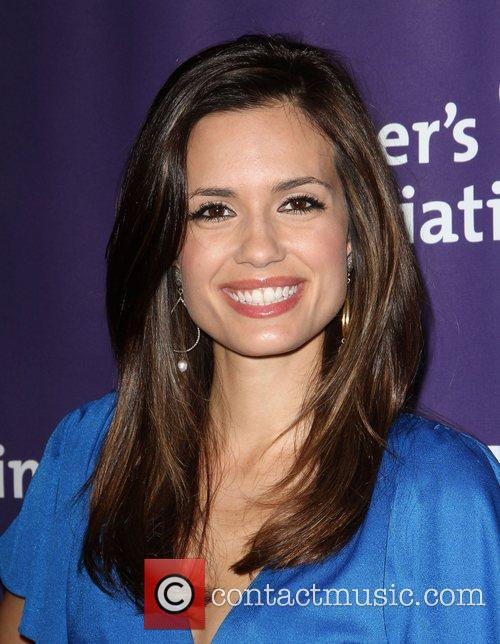 Torrey Devitto and Beverly Hilton Hotel 1