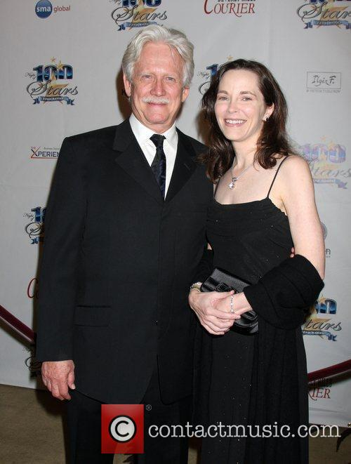 Bruce Davison and Guest 22nd Annual Night Of...