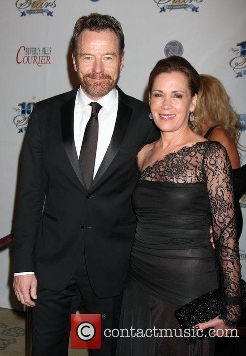 Bryan Cranston and Guest 22nd Annual Night Of...