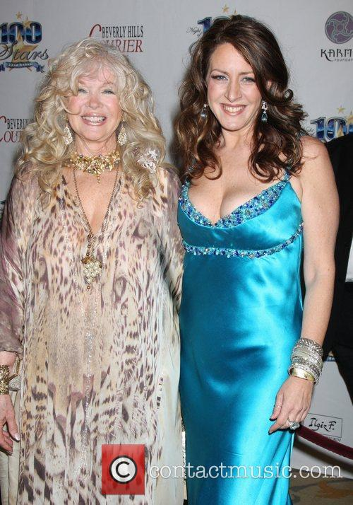 Connie Stevens and Joely Fisher 11