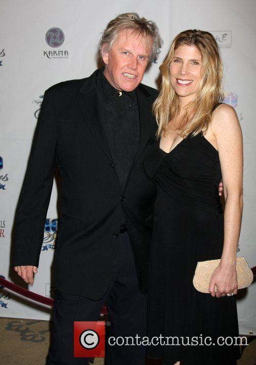 Gary Busey and Judy Helkenberg 22nd Annual Night...