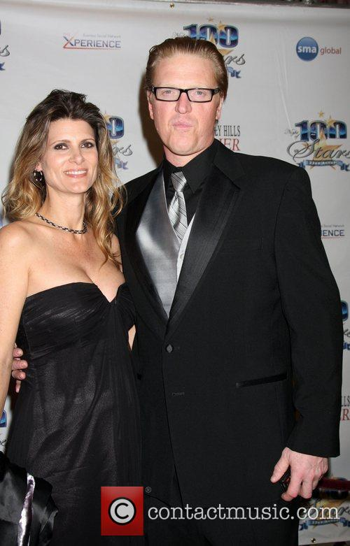 Jake Busey and Guest 22nd Annual Night Of...