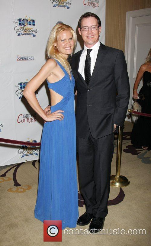Jason London and His Wife