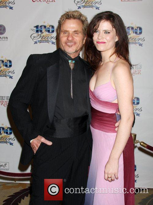 Martin Kove and Guest 22nd Annual Night Of...
