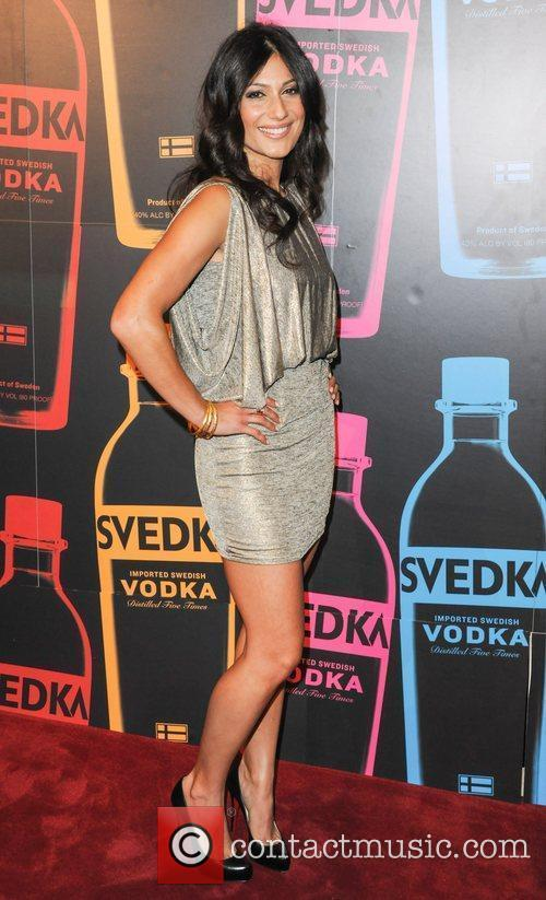Anita Gohari  Svedka Vodka hosts 'Night Of...