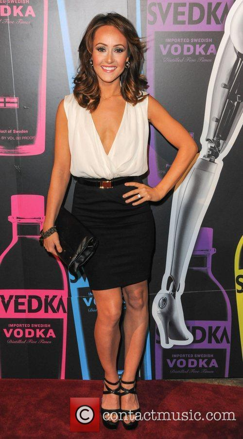 Ashley Hebert  Svedka Vodka hosts 'Night Of...