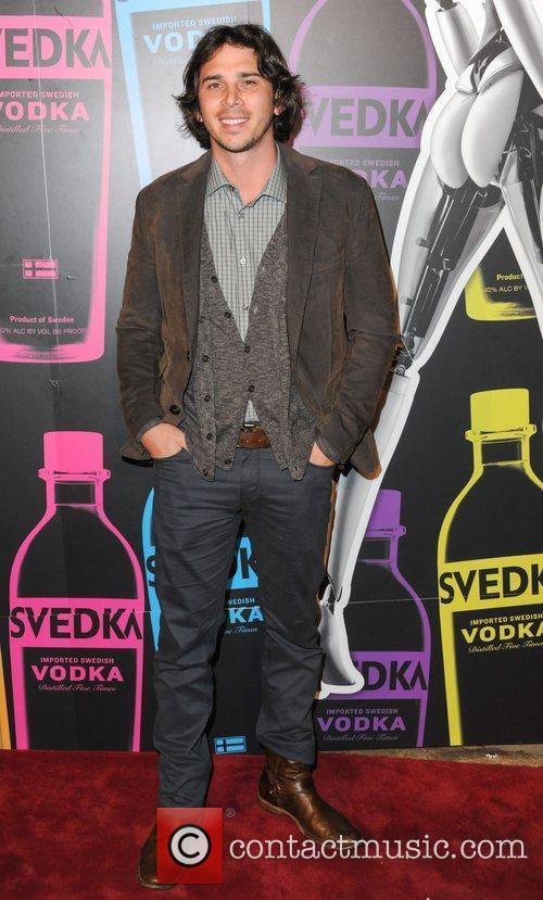Ben Flajnik,  Svedka Vodka hosts 'Night Of...