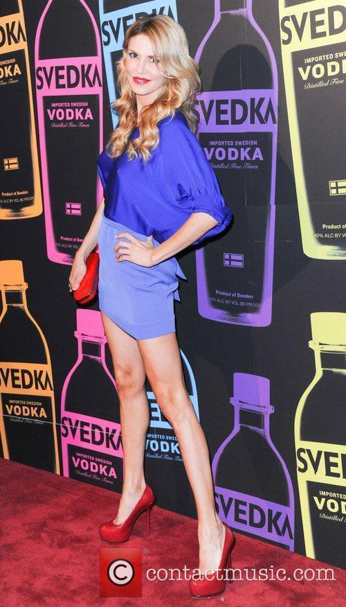 Brandi Glanville  Svedka Vodka hosts 'Night Of...