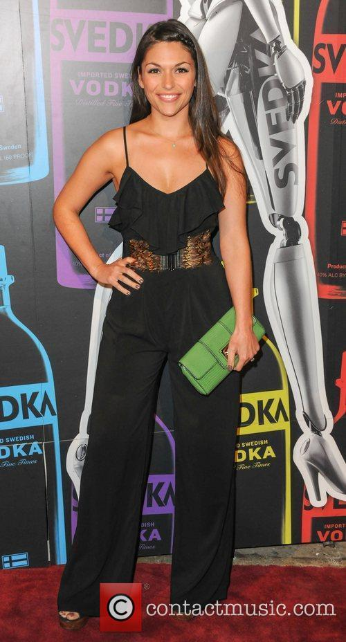 DeAnna Pappas  Svedka Vodka hosts 'Night Of...