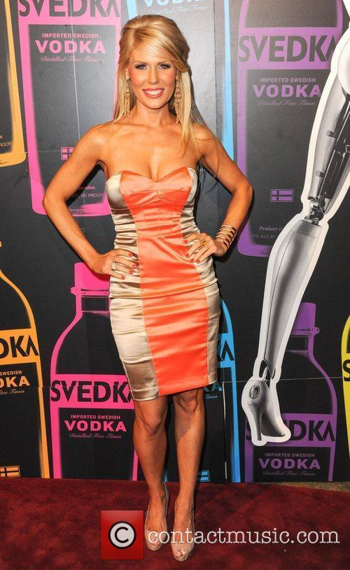 Gretchen Rossi  Svedka Vodka hosts 'Night Of...