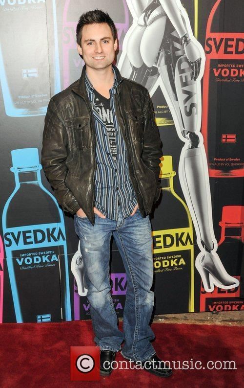 Jonathan Novack  Svedka Vodka hosts 'Night Of...