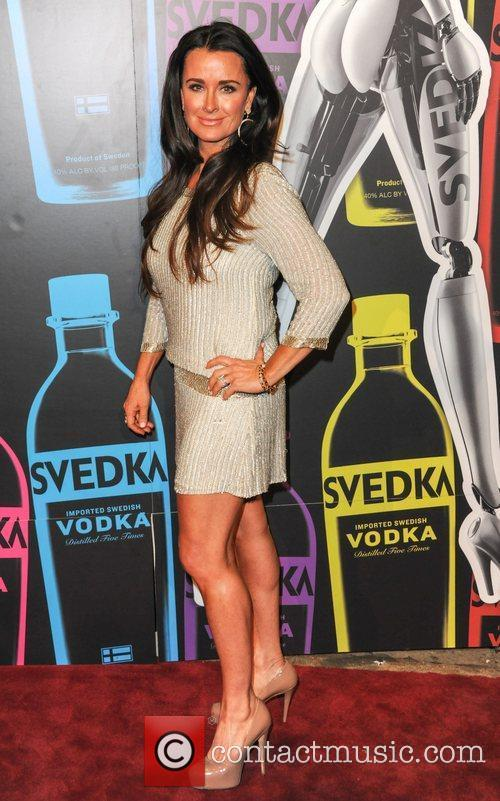 Kyle Richards  Svedka Vodka hosts 'Night Of...
