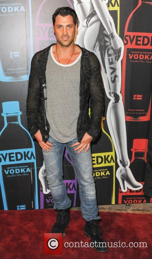 Maksim Chmerkovskiy  Svedka Vodka hosts 'Night Of...