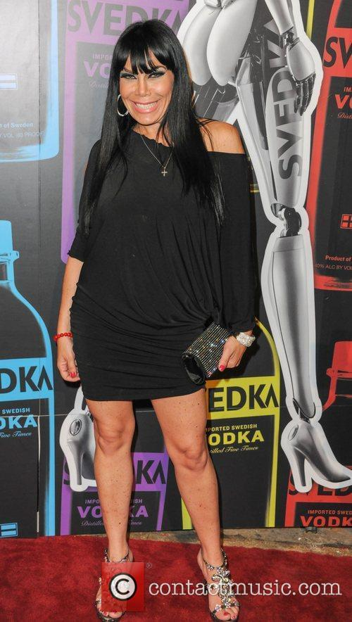 Renee Graziano  Svedka Vodka hosts 'Night Of...
