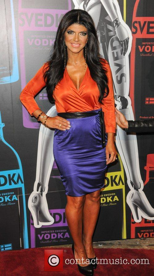 Teresa Giudice  Svedka Vodka hosts 'Night Of...
