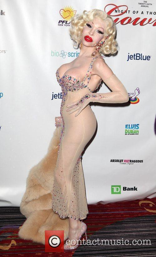 Amanda Lepore 26th Annual 'Night Of A Thousand...