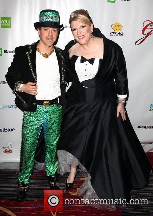 Eric Andrew and Lisa Lampanelli 26th Annual 'Night...