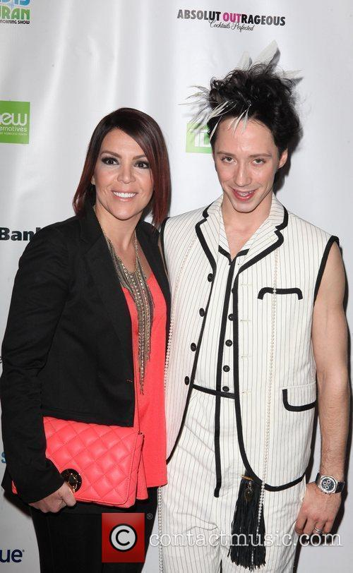 Lori Michael and Johnny Weir 26th Annual 'Night...