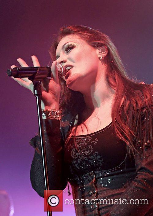Floor Jansen, Nightwish, Manchester and Apollo 12