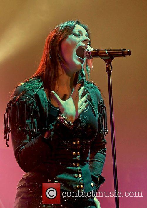 Floor Jansen, Nightwish, Manchester, Apollo