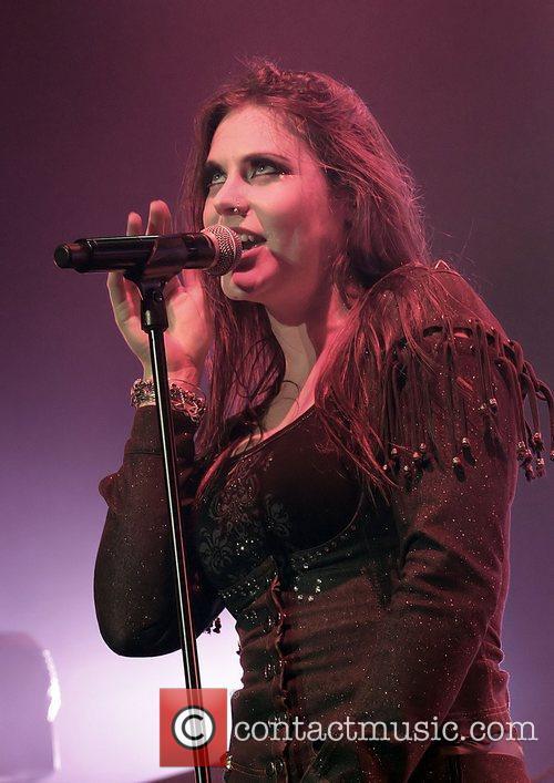 Floor Jansen, Nightwish, Manchester and Apollo 18