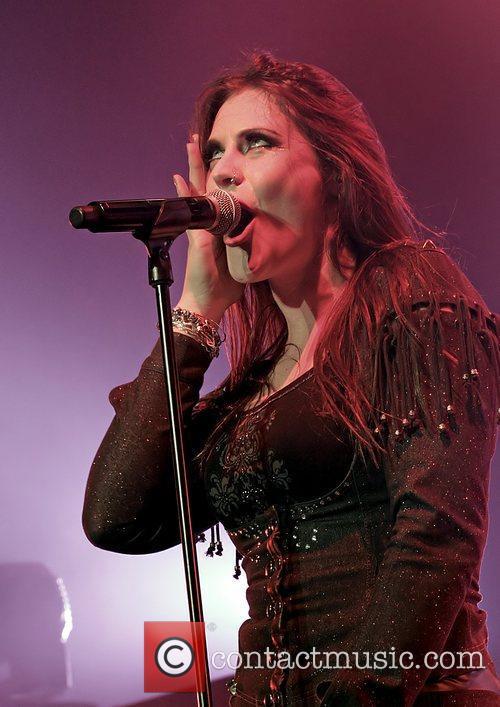 Floor Jansen, Nightwish, Manchester and Apollo 15