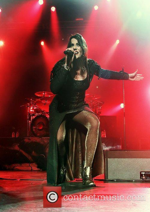 Floor Jansen, Nightwish, Manchester and Apollo 1
