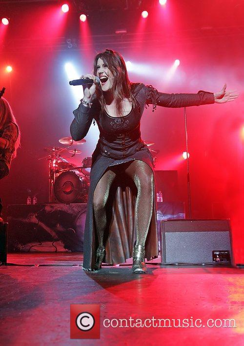 Floor Jansen, Nightwish and Apollo Manchester 2